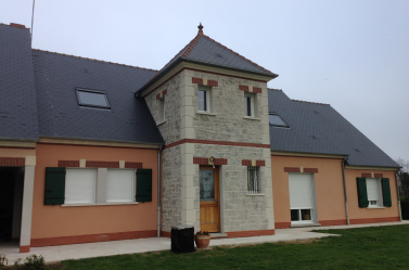 Deco pierre et ravalement facade compiegne