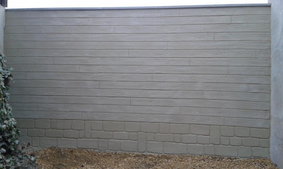 Mur deco